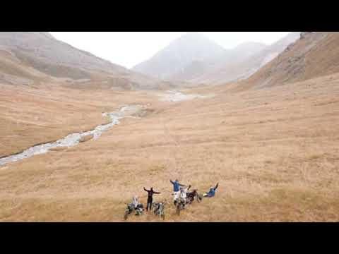 Alagir Bao valley amazing bike adventure DJI Mavic drone video 09.09.2018