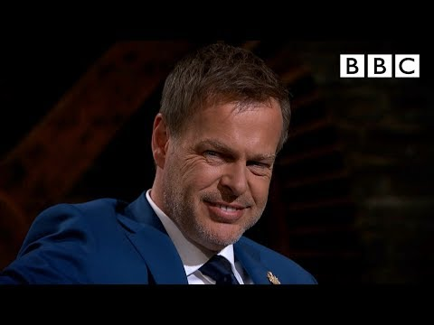 Dragons fall out over drone business in savage negotiation!  | Dragons' Den – BBC