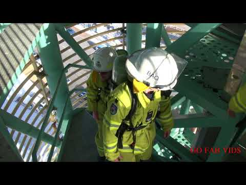 queens wharf tower last day cessnock RFS fire rescue drone-video-camera