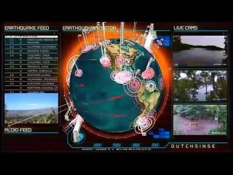 8/31/18 3pm Earthquake Update Dutchsinse – New drone video of Kilauea Crater