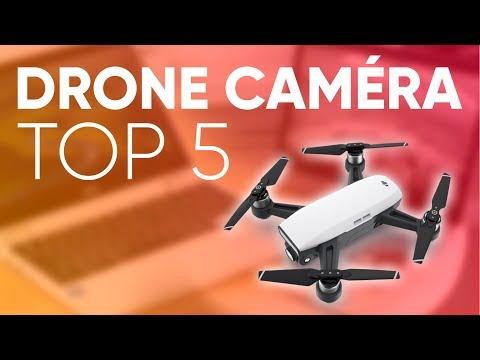 TOP5 : MEILLEUR DRONE CAMÉRA (2018)