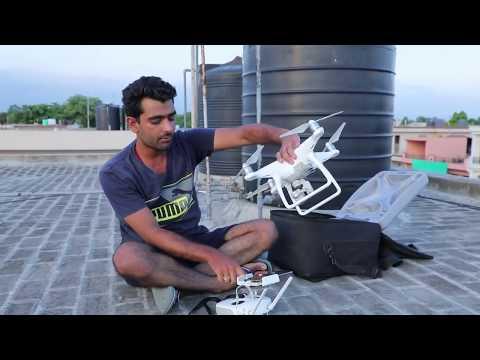 Phantom 4 Pro  How to Do Best Settings and  Fly  Tutorial Urdu in Hindi 2018
