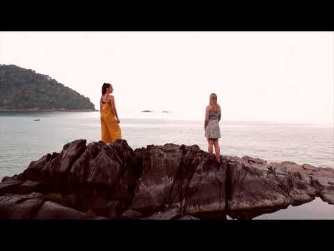 Tioman Island Cinematic Drone Video