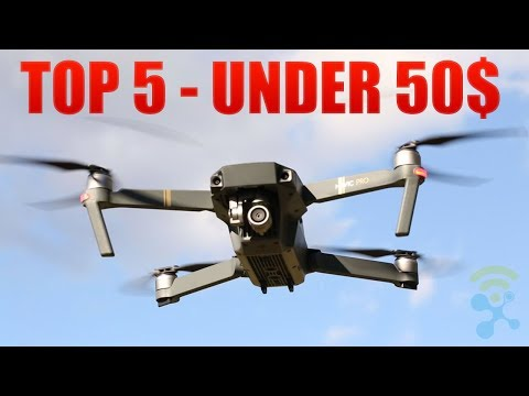 Top 5 Best Cheap Drones with HD Camera (UNDER 50$)