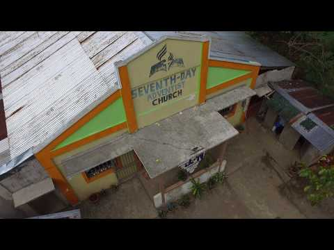 Calawis Seventh-day Adventist Church Drone Video