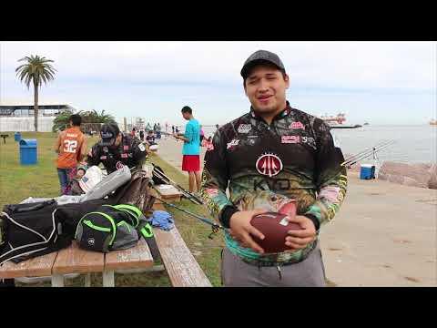 Seawolf Park Fishing – Drone Video