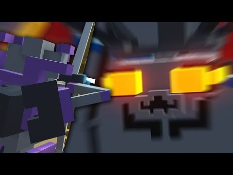 Facing the ULTIMATE SPIDER-TRON (Clone Drone: Armor Challenge)