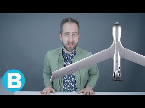 Deze drone vliegt hoger, langer en sneller dan die van jou