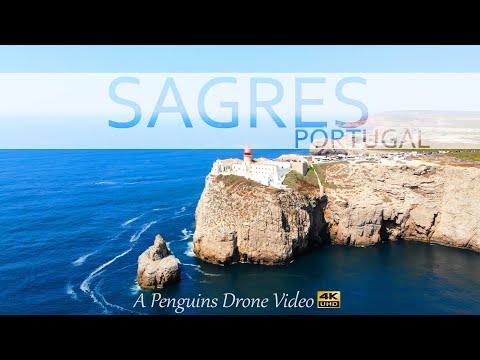 SAGRES ● Portugal 2018 | 👉DRONE VIDEO | 4K Ultra HD📷