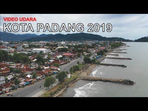 Video Udara Kota Padang 2019, Padang Kota Tercinta – Video Drone Kota di Sumatera Barat