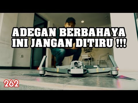 Jangan Ngaku Pilot Drone Jagoan kalo blm liat video ini (bombastis banget judulnya haha)