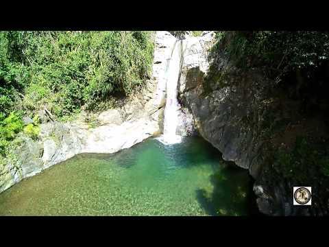 Salto de Collores, Juana Díaz Waterfall Drone Video
