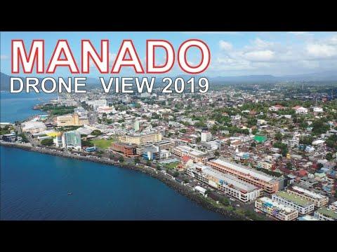 Kota Manado Drone 2019, Video Kota Manado dari Udara