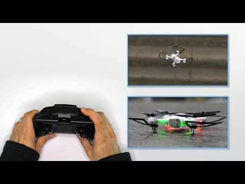 Amcrest SkyView A4-W Drone – How to Record Video with Controller