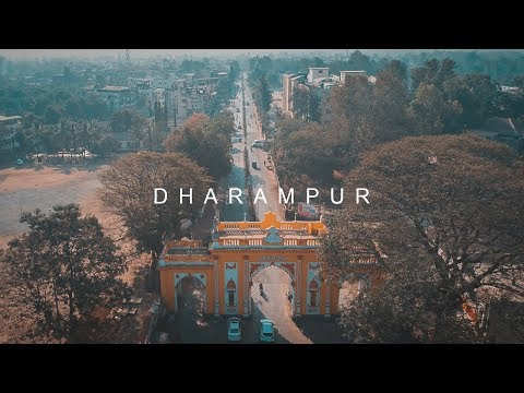 Dharampur |  Drone Video in 4K  | By Jaymin Patel | Dreamers Trip
