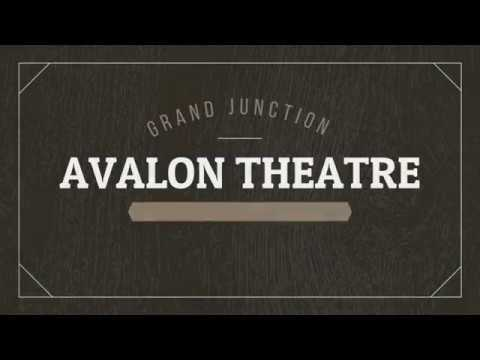 Avalon Theatre drone video