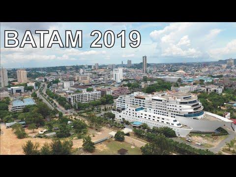 Batam City 2019, Video by DJI Mavic 2 Pro Drone
