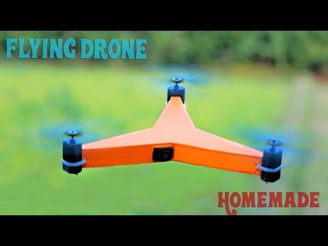 How to Make a Drone   Star Drone Thats fly