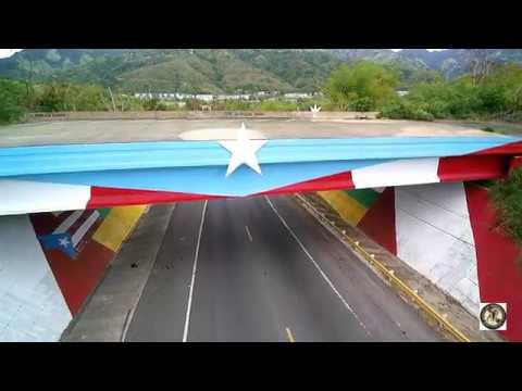 Villalba / Orocovis Puerto Rico  Drone Video