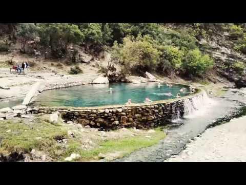 Përmeti – Llixhat e Bënjës – From the eye of a bird (Drone Video) Full HD