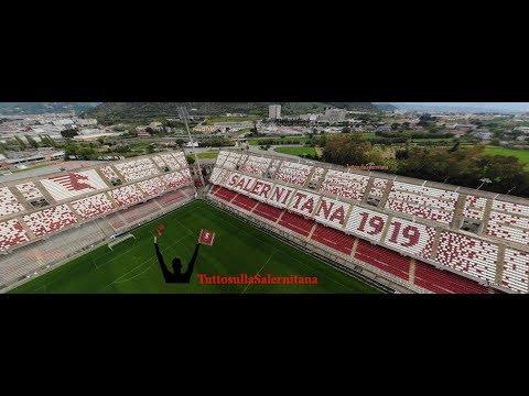 Lo stadio Arechi visto dall'alto durante i lavori [VIDEO DRONE ESCLUSIVO]