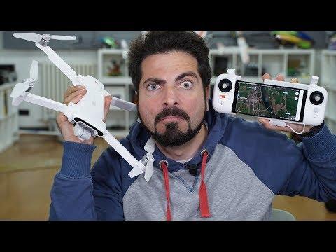 Un DRONE VIDEO PROFESSIONALE molto facile da usare ad un Prezzo eccezionale?! XIAOMI FIMI X8