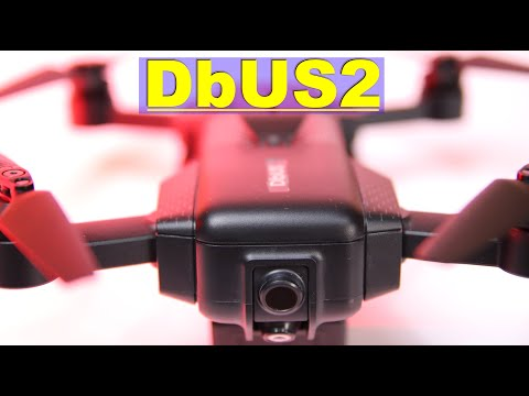 DbUS2 is an impressive Selfie & Vacation Drone – A Review Video