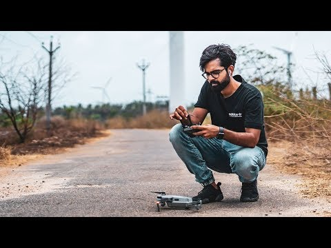 HOW TO TAKE CINEMATIC DRONE VIDEO