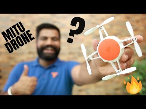 Xiaomi MITU Drone Unboxing & First Look – Small Toy Drone🔥🔥🔥