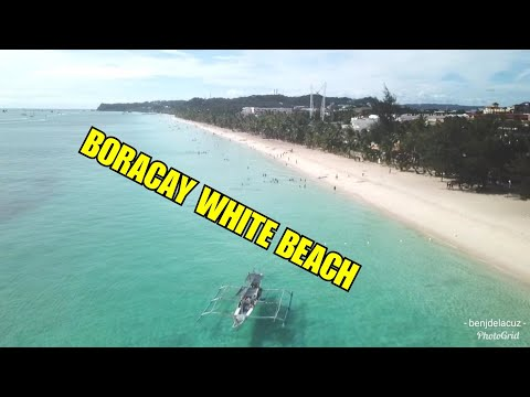 Boracay Drone Video from Station 3