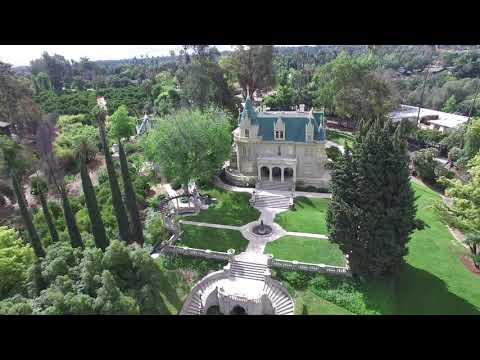 Redlands CA By Drone (4k Video)…