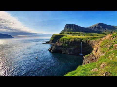 Faroe Islands – 4K Drone Video