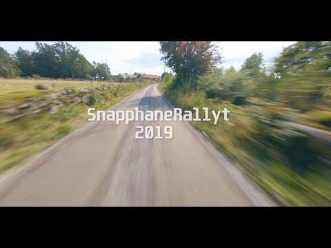 Snapphanerallyt 2019 # Drone Video