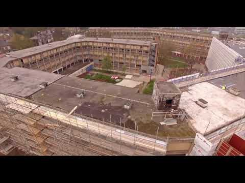 Park Hill Flats- Drone Video