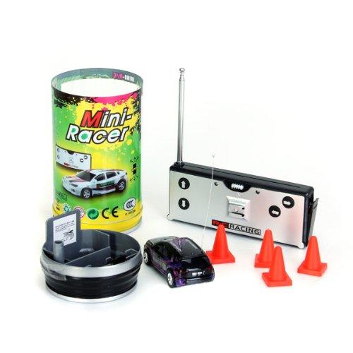 Coke Can Mini Rc Radio Remote Control Micro Racing Car