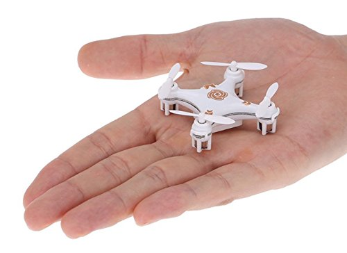 Cheerson CX-10A 2.4GHz 4CH RC Quadcopter NANO Drone ...