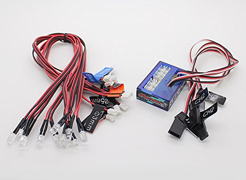 Turnigy Smart Led Car Lighting System Rc Radio Control