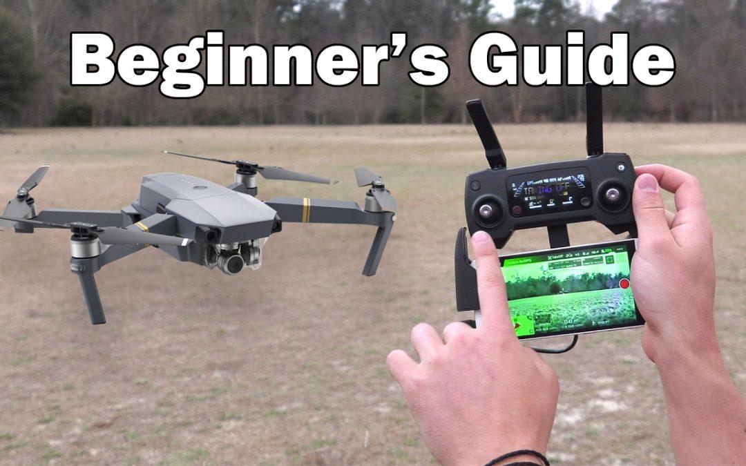 Beginner's Guide Part 1 – DJI Mavic Pro