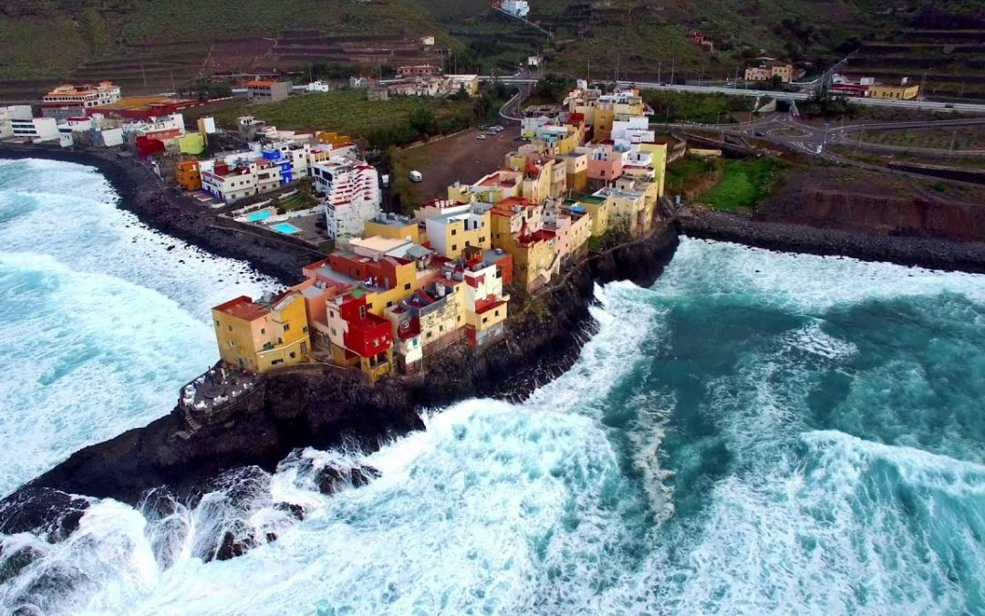 Beautiful Gran Canaria (Canary Islands) AERIAL DRONE 4K VIDEO