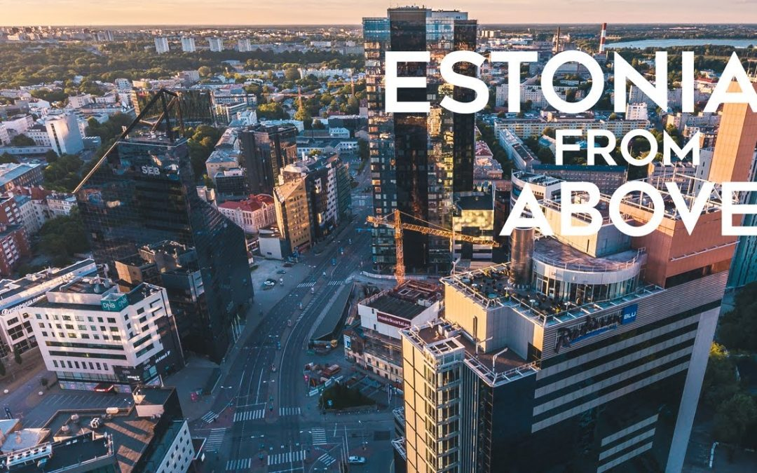 Estonia from Above – Aerial Drone 4K Film