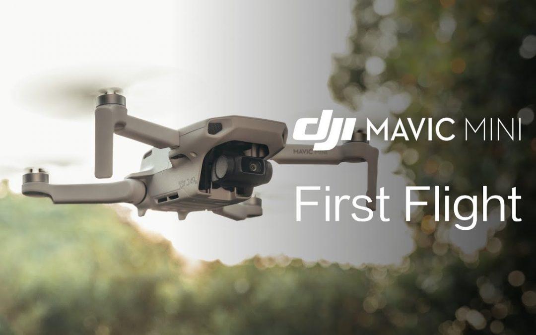 Mavic Mini | How To Fly Mavic Mini