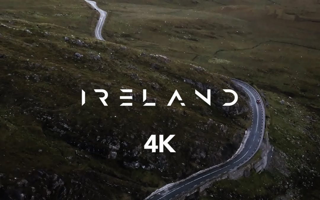 Ireland by Drone – 4K DJI Mavic Pro – Cinematic / Epic Aerial Footage