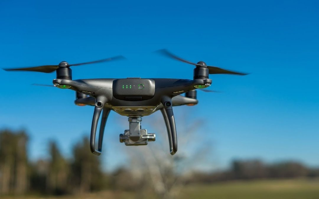 Drone School 101: Learning How to Fly a Drone