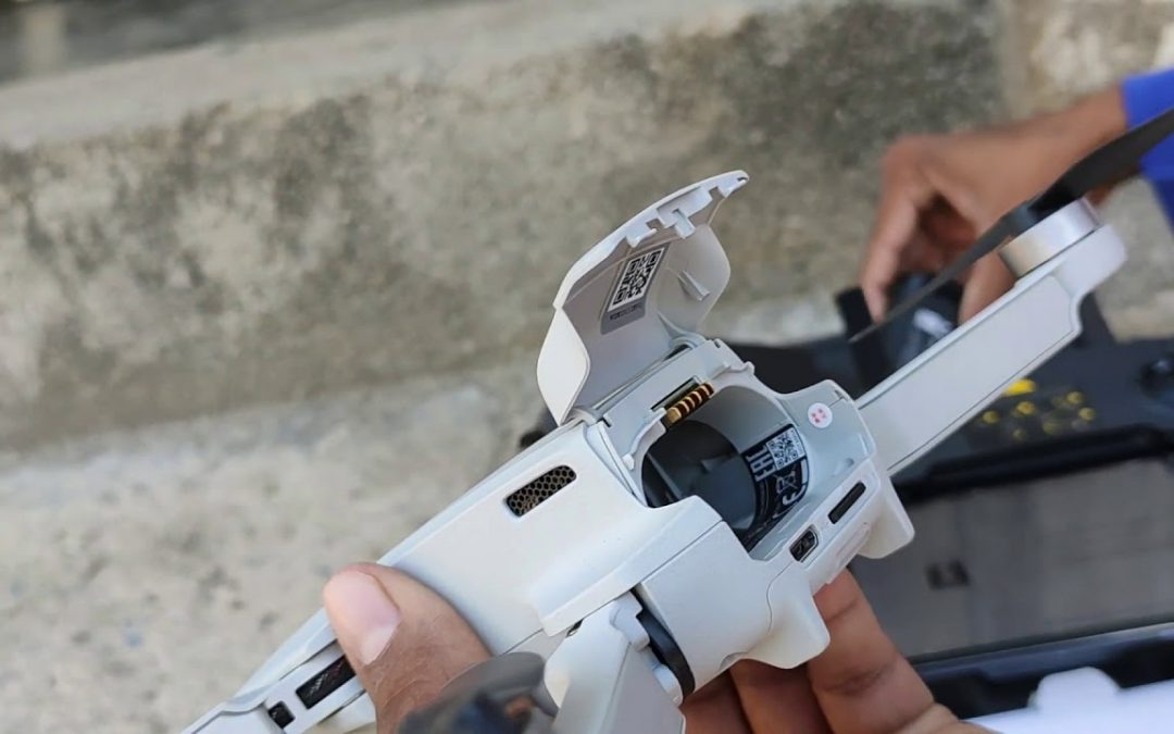 How to fly a drone DJI Mavic mini and Unboxing in Hindi