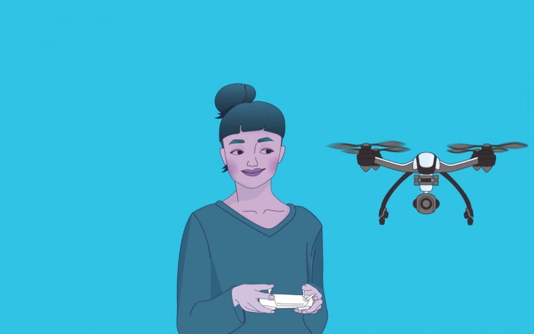 Drone safety rules – flying for fun