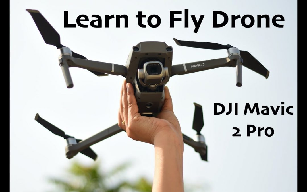 How To Fly A Drone For Beginners | ड्रोन उड़ाना सीखे(Hindi)