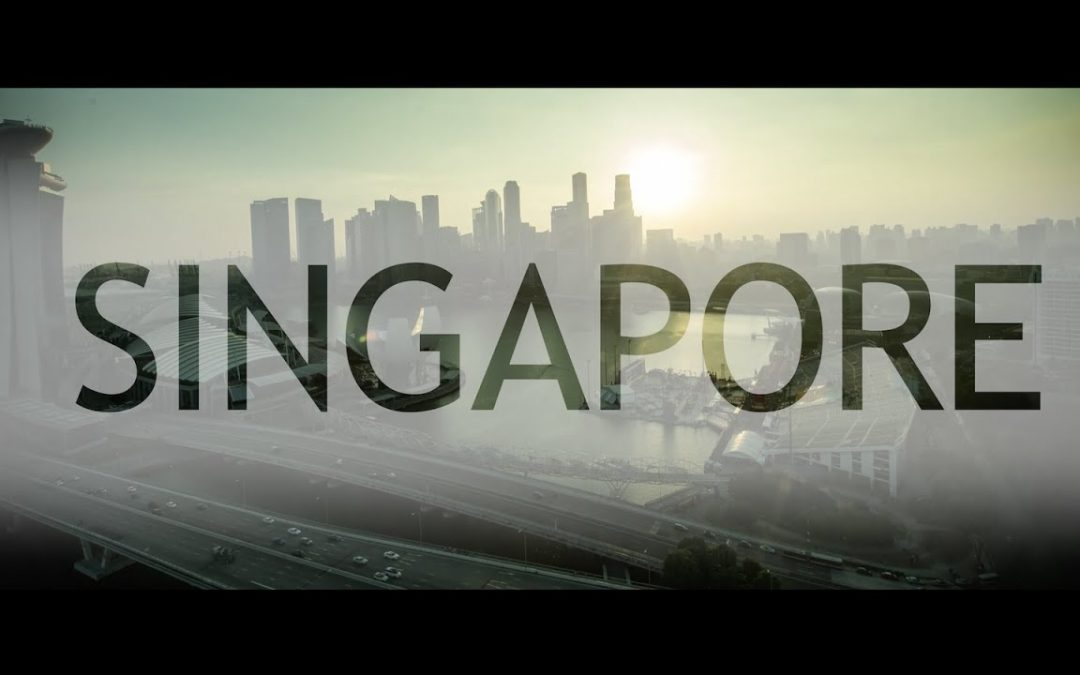 Travel Singapore in a Minute – Aerial Drone Video | Expedia