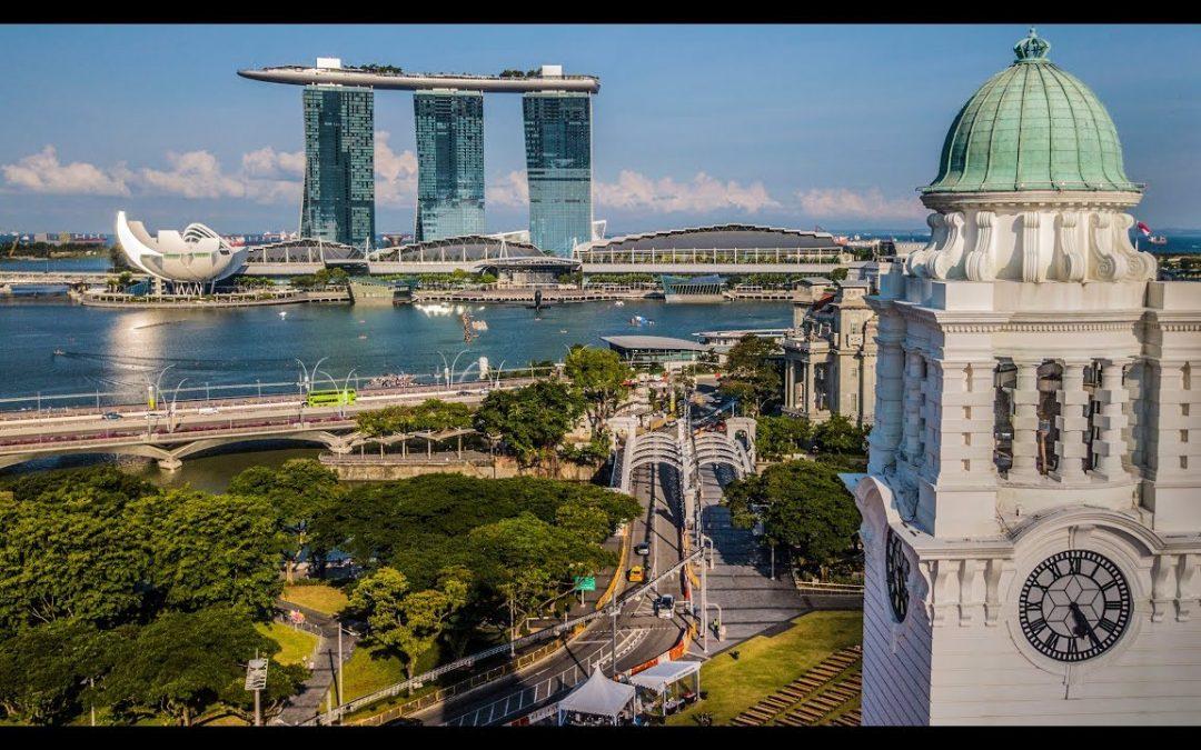 Singapore Drone 4K
