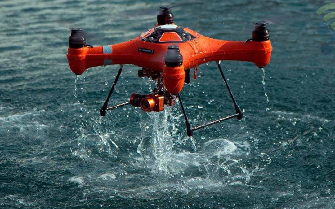 5 Best Waterproof Drones with Camera 🚀 Flying in The Rain 😍