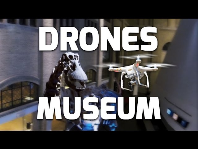 Drone Night at the Museum – Aerial Drone Video Royal Ontario Museum – Ontaerial